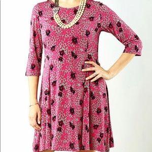 Tracy Negoshian Kenzie dress size L, NWT